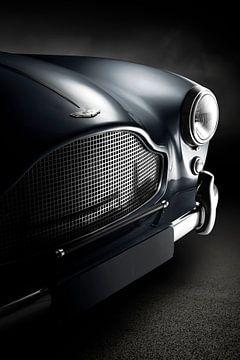 1958 Aston Martin DB2/4 MK3 van Thomas Boudewijn
