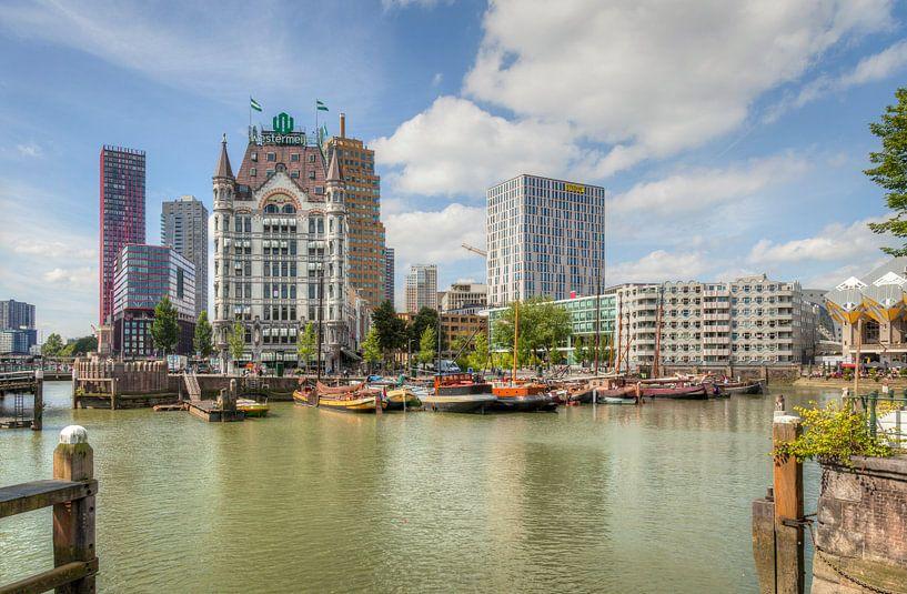 Oude Haven Rotterdam van John Kreukniet