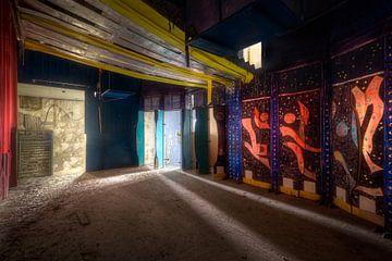 Dressingroom. sur Roman Robroek