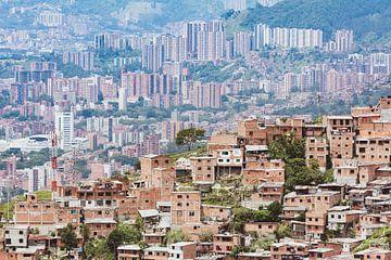 Het veelzijdige Medellín van Ronne Vinkx