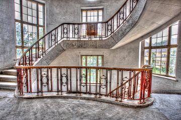 Trappenhuis van Bob Karman