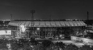 """Het Feyenoord Stadion """"De Kuip"""" in Rotterdam"""