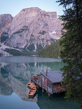 Braies lake von Fernando Salgado