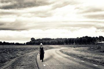 Walking sur Ellen Driesse