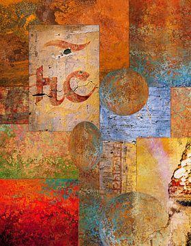 Textuur von Jacky Gerritsen
