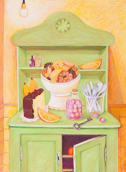 sweet things van Dorothea Linke