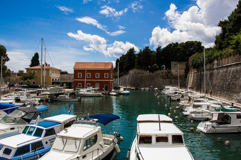 Yachthafen Zadar, Kroatien von Arthur Mul