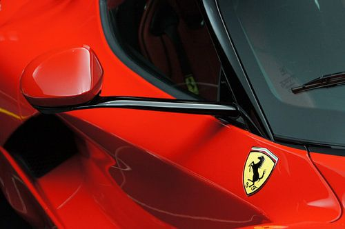 Ferrari LaFerrari van Jesse Barendregt