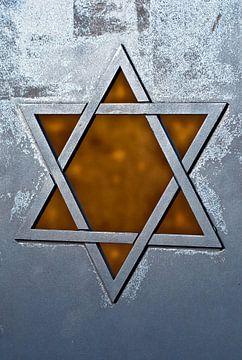 Jewish Cemetery Schönhauser-Allee in Berlin  van