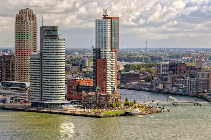 Kop van Zuid Rotterdam van Roel Ovinge