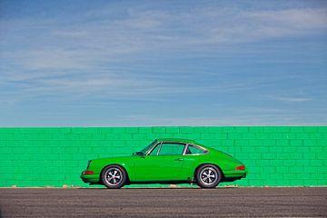 Willow Springs green 911 van Maurice van den Tillaard