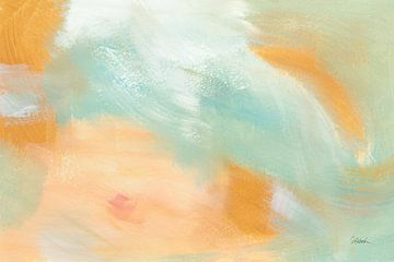 Abstracte zonsopgang, Sue Schlabach van Wild Apple