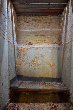 Urbex: Gefängniszelle von Carola Schellekens