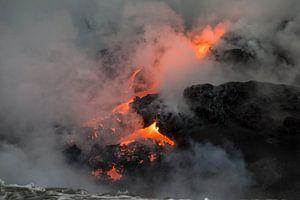 Hawaii-Lava van