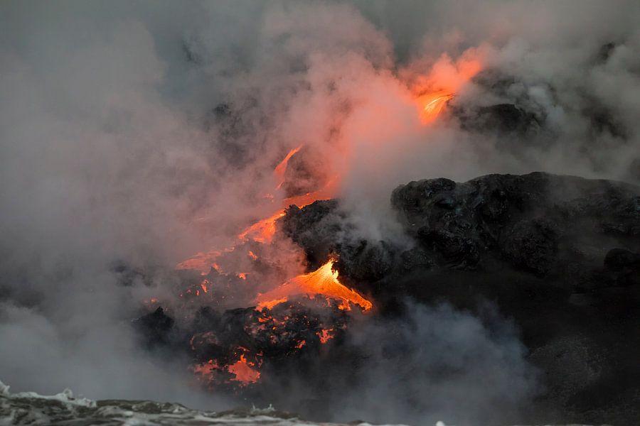 Hawaii-Lava van Thomas Klinder