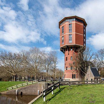 Wasserturm Turfmark Zwolle von Walter Frisart