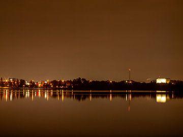 See Haarrijn fast Nacht von Martijn Wit