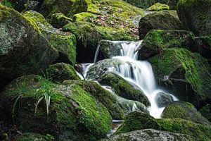 Allerheiligen Waterfall van