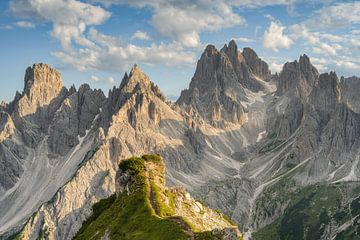 Cadini di Misurina dans les Dolomites