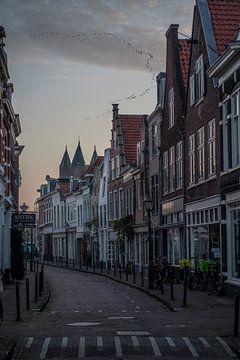 Stadtbild Haarlem von Manuuu S