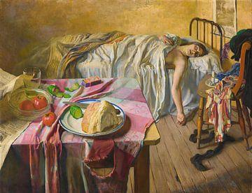 Isabel Codrington. Guten Morgen.