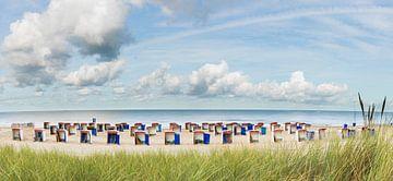 strandhuisjes von Arjan van Duijvenboden