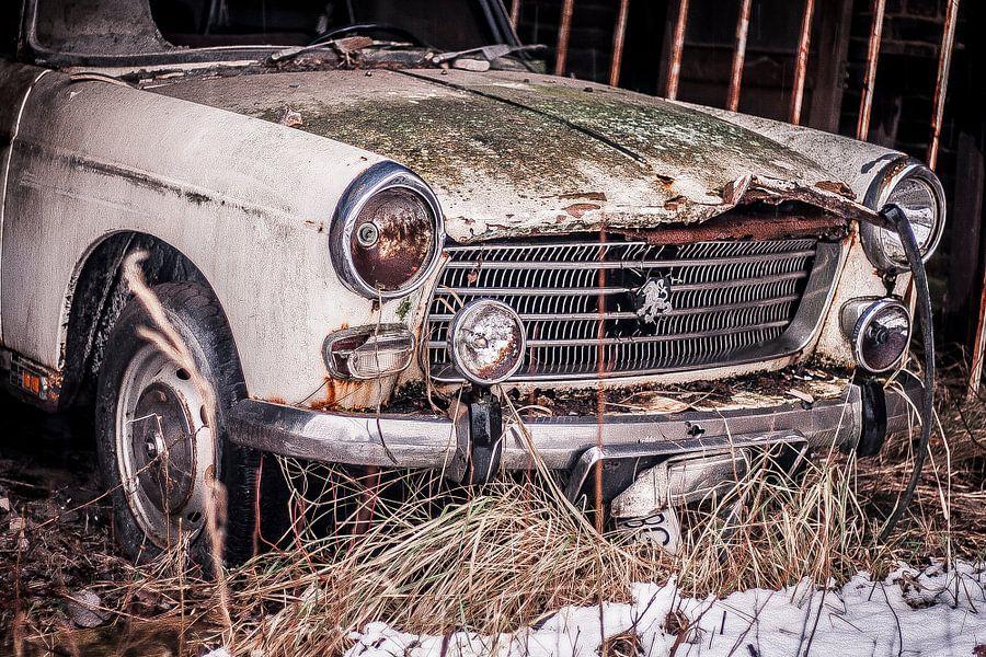 Oude Peugeot