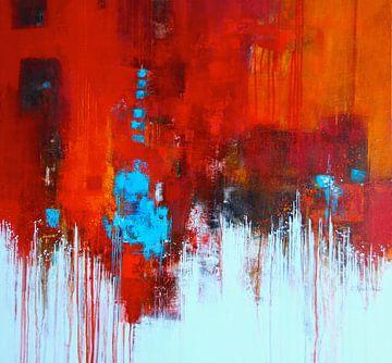 Lieblingsfarbe Rot Nr.15 von Claudia Neubauer