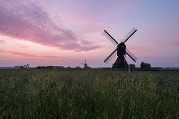 Sfeervolle zonsopkomst van Daniel Van der Brug
