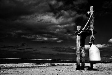 Lost Beach von Stefan Dhondt