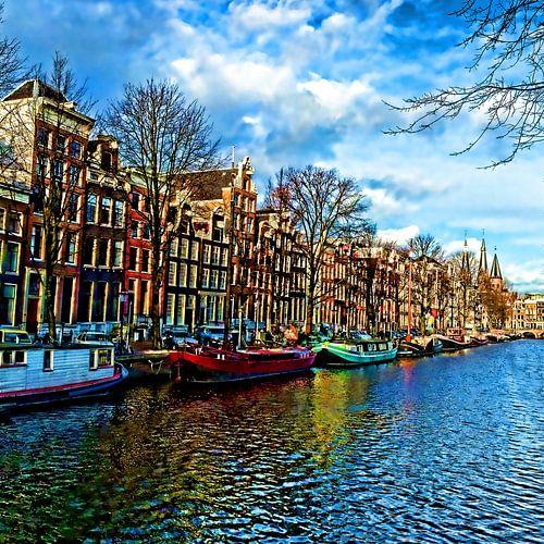 Colorful Amsterdam #103