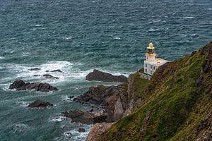 Hartland Leuchtturm, Devon von