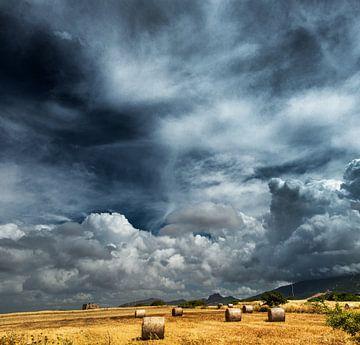 wolkenlucht sur Harrie Muis