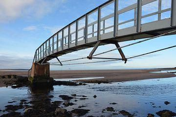 Brücke ins Nirgendwo von Willem Holle WHOriginal Fotografie