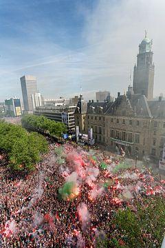 Feyenoord landskampioenschap von Luc Buthker