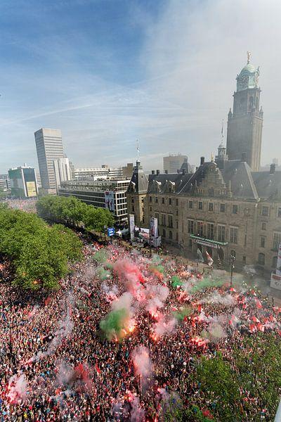 Feyenoord landskampioenschap van Luc Buthker