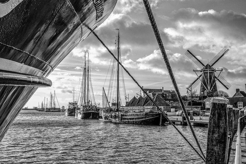 Port Zierikzee van Wessel Krul