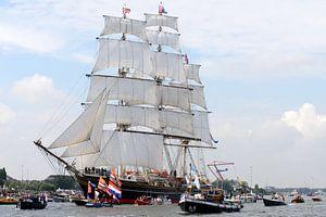 Sail in Amsterdam 2015 von Roelof Foppen