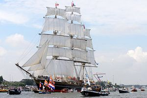 Sail in Amsterdam 2015 van