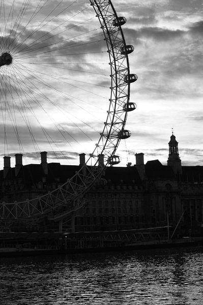 London eye sur Danny Puts