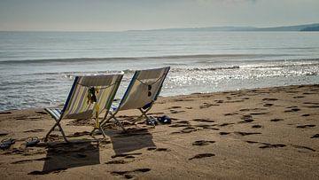 Vacances à la mer sur Marije Zuidweg