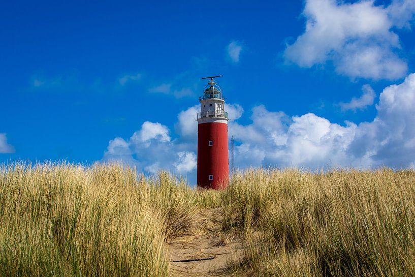 Leuchtturm auf Texel von Arjan Boer