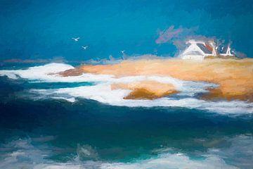 Französische Atlantikküste - Süd Bretagne von Andreas Wemmje