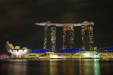 Marina Bay Sands 2 von Martin de Hoog