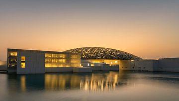 Louvre Abu Dhabi van