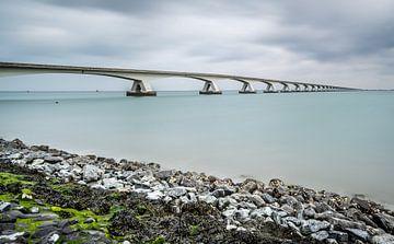 Zeeland bridge von Henk Verheyen