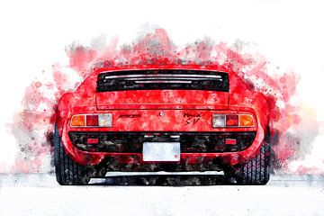 Lamborghini Miura SV von Theodor Decker