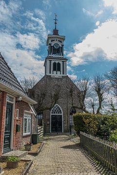 Sint Johanneskerk in het Friese Morra