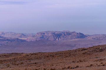 Landschap Jordanië von Dany Tiels