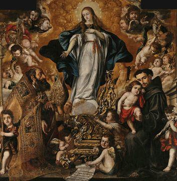 Die Jungfrau der Silberschmiede, Juan de Valdés Leal